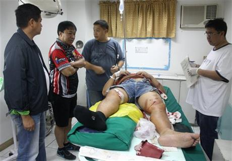 Philippines Gunmen Killed