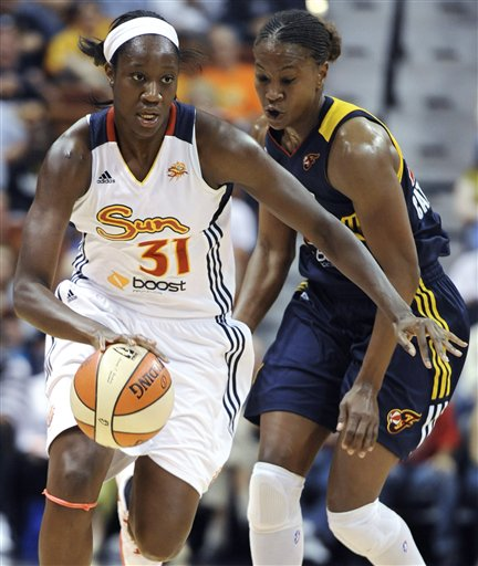 Tamika Catchings, Tina Charles