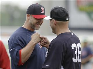 David Ross, Kevin Youkilis