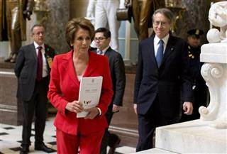 Nancy Pelosi, Giulio Terzi