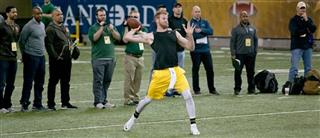 N Dakota St Pro Day Football