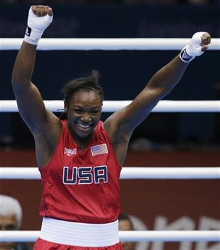 Nadezda Torlopova, Claressa Shields