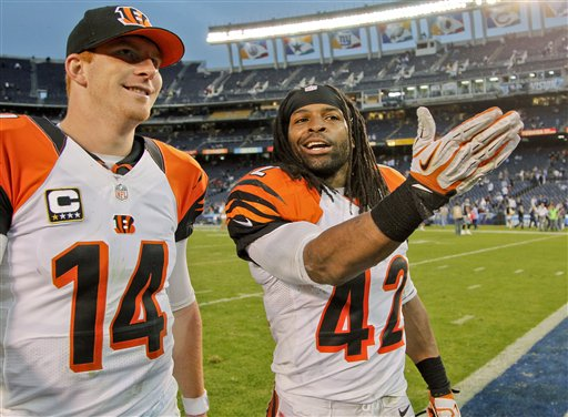 Andy Dalton, BenJarvus Green-Ellis 