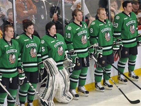 North Dakota Primary Fighting Sioux