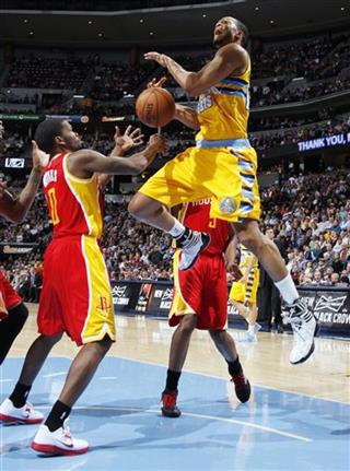 Aaron Brooks, Anthony Randolph