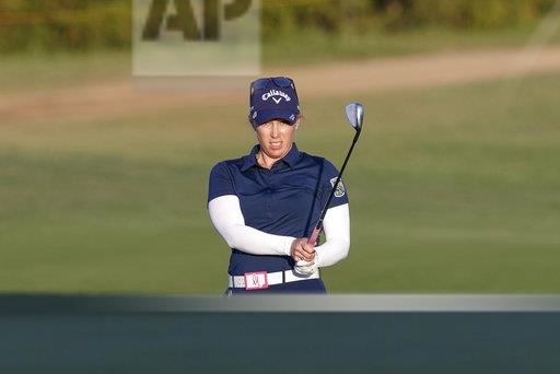 GOLF: MAY 05 LPGA - Volunteers of America Texas Classic