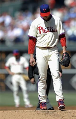 Roy Halladay, Adeiny Hechavarria