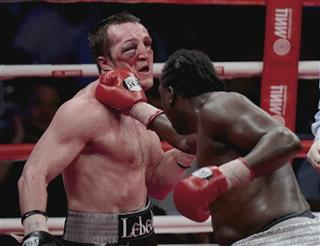 Denis Lebedev, Guillermo Jones