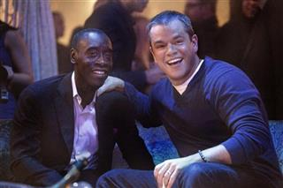 Matt Damon Don Cheadle