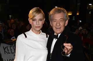 Cate Blanchett, Ian McKellan