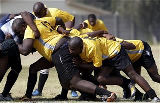 South Africa Rugby Dreams