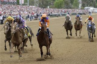 Kentucky Derby Horse Racing