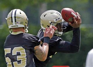 Stephone Anthony, James Laurinaitis