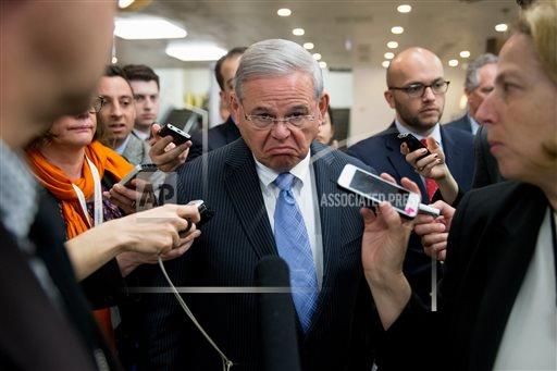Menendez Return to Senate