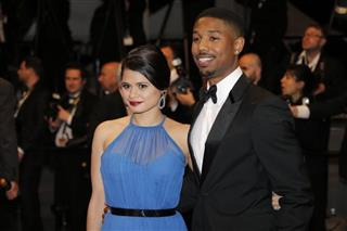 Michael B. Jordan, Melonie Diaz