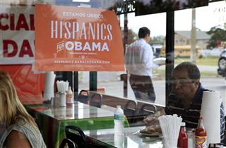 Presidential Race Hispanics