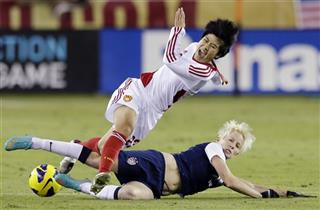 Ren Guixin, Megan Rapinoe