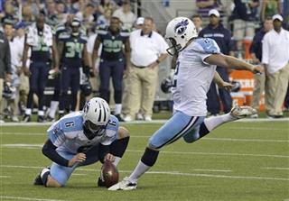 Titans Seahawks Football