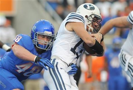 Boise State vs. BYU Football
