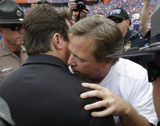 Will Muschamp, Jim McElwain