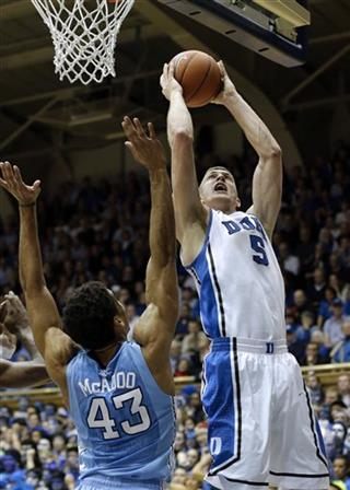 Mason Plumlee, James Michael McAdoo