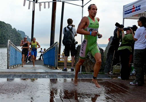 Ironman US Championship Triathlon