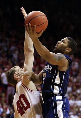 Cody Zeller, D.J. Newbill