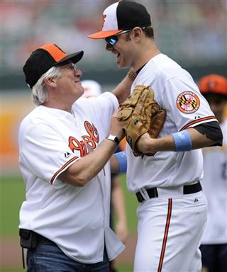 Richard Gere, Chris Tillman