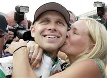 Ed Carpenter, Heather Carpenter