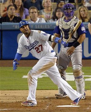 Matt Kemp, Wilin Rosario