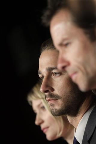 Guy Pearce, Shia LaBeouf, Mia Wasikowska