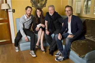 Sir Ridley Scott, Noomi Rapace, Michael Fassbender, Guy Pearce