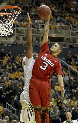 Peyton Siva, Kevin Jones