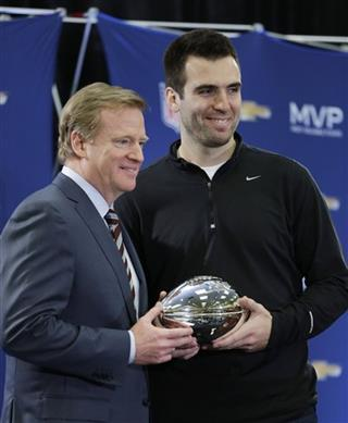Joe Flacco, Roger Goodell