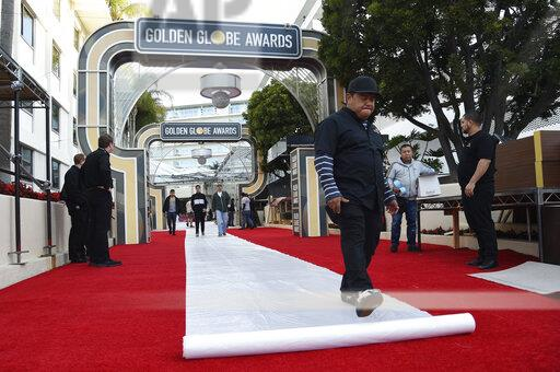 77th Annual Golden Globe Awards - Preview Day
