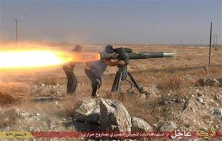Mideast Islamic State Weapons