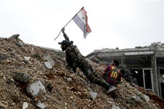 Mideast Syria Aleppo Foreign Fighters