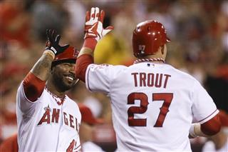 Mike Trout, Howard Kendrick