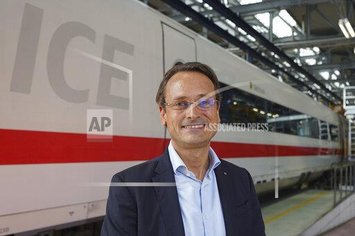 Ground-breaking ceremony for the expansion of the ICE plant Rummelsburg