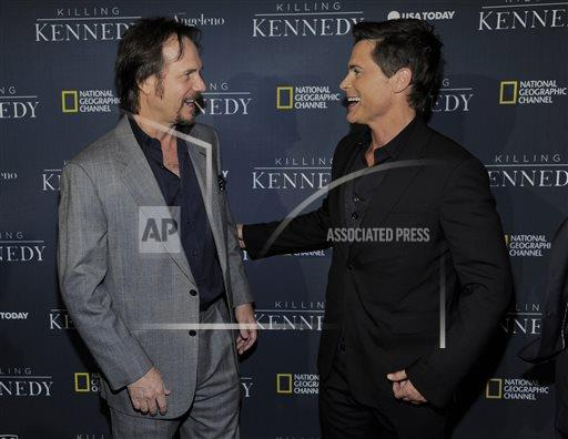"LA Premiere of ""Killing Kennedy"""