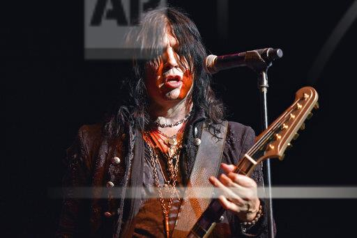 Tom Keifer and L.A. Guns in Concert - St. Charles, IL