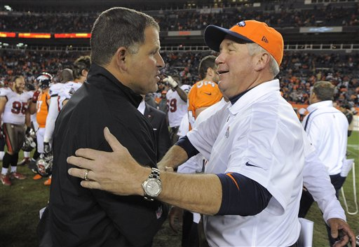 John Fox, Greg Schiano