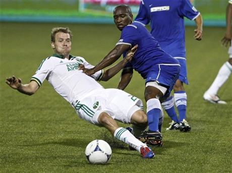 Timbers play Cal FC at Jeld-Wen Field in Open Cup