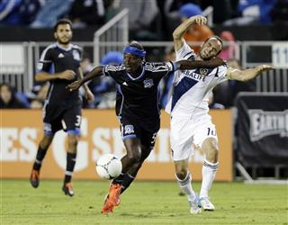Ike Opara, Landon Donovan