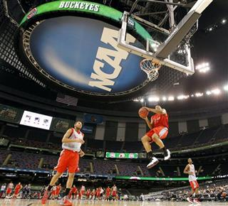 NCAA Final Four Ohio St Basketball