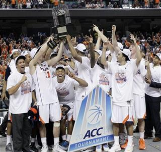 ACC Duke Virginia Basketball