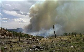 Wyoming Wildfires