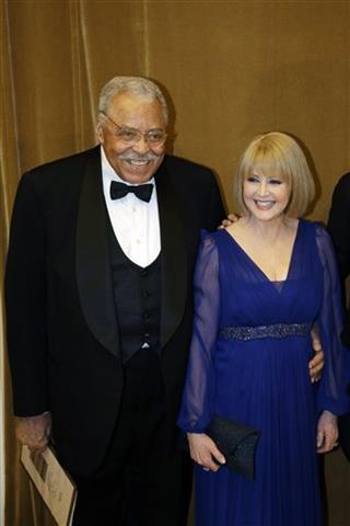 James Earl Jones,  Cecilia Hart