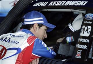Joey Logano, Brad Keselowski