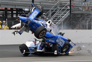 Scott Dixon, Jay Howard